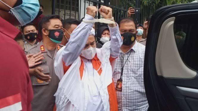 Polisi Diminta Periksa Habib Rizieq soal Video Dukung ISIS
