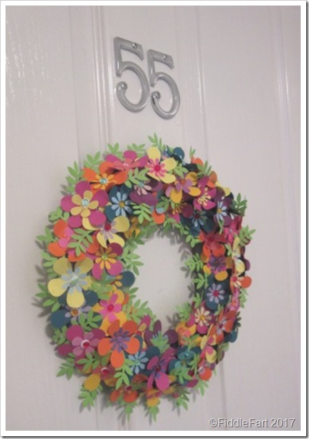 Easter Door Wreath 5