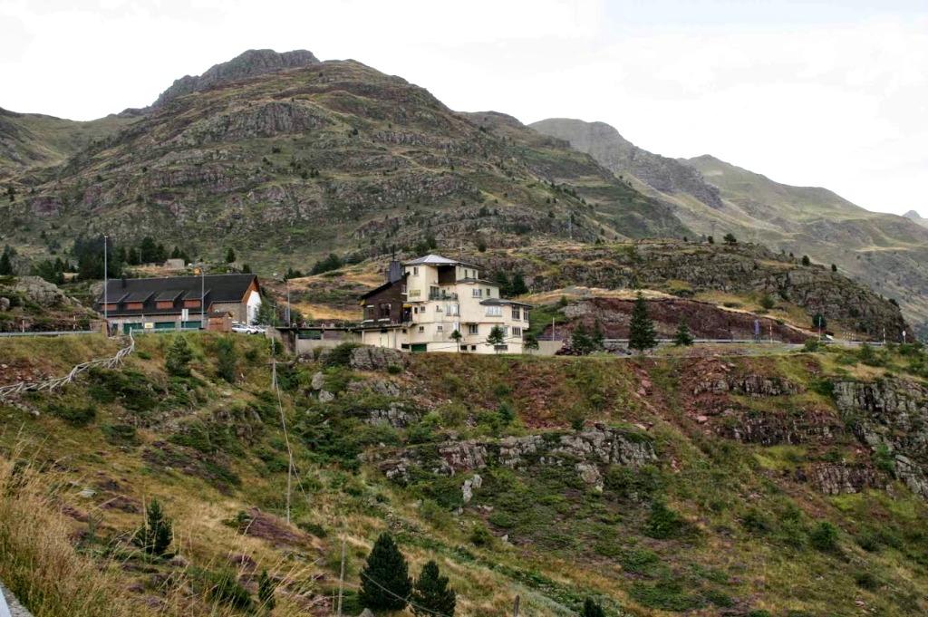 Albergue Aysa, Somport, Huesca, Camino Aragonés
