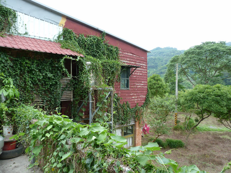 TAIWAN .la maison de lécrivain san mao - P1020346.JPG