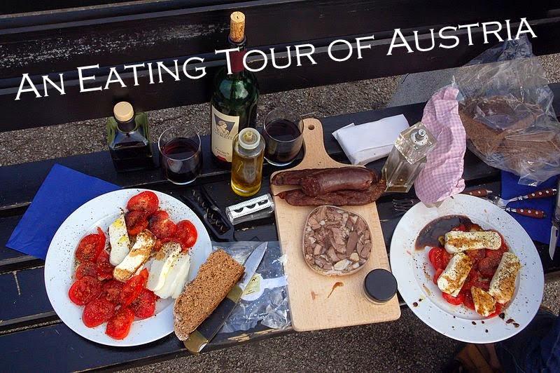 An eating tour of Austria