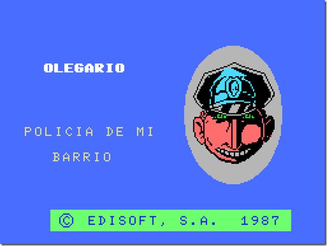 Olegario MSX