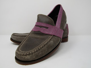 Cole Haan Colorblock Penny Loafers