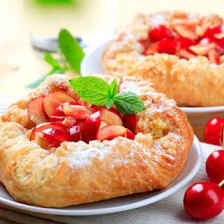 Cherry Danish.