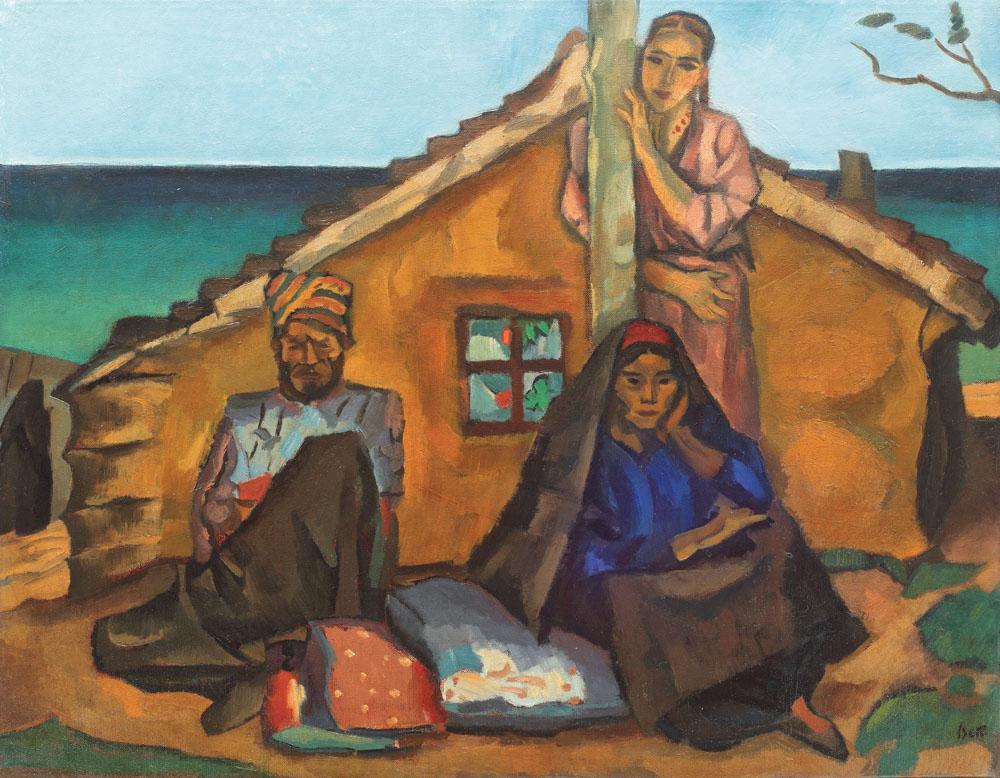 Iosif Iser - Familie de tătari