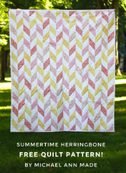 Sign Up For A Free Quilt Pattern!