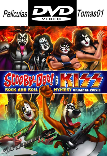 Scooby-Doo And Kiss: Rock and Roll Mystery (2015) DVDRip