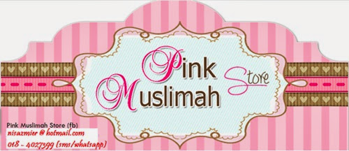 pink muslimagh store