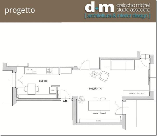 Emejing Progetti Soggiorno Contemporary - Design Trends 2017 ...