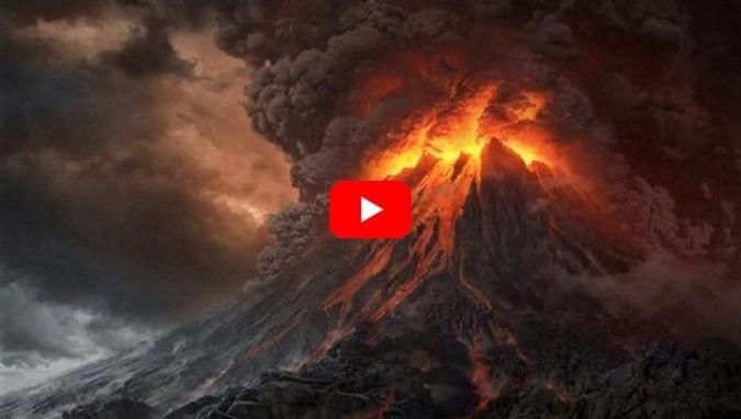 Vulcão de Fogo Kilauea