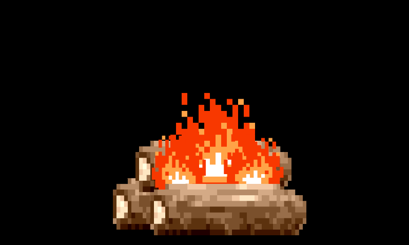 8 bit Holiday Fireplace Lite Android Apps on Google Play
