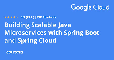 Best Coursera course to learn Spring Cloud