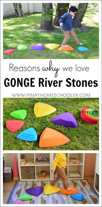 GONGERiverStones