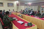 Amankan Aset Negara, Zidam XII/Tpr Tingkatkan Kerja Sama dengan Kantah Kabupaten Sintang