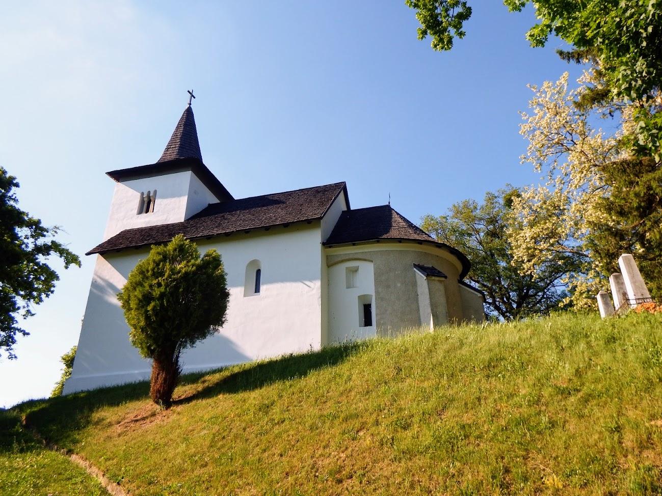 Böde - Zalaszentmihályfai Szent Mihály rk. templom