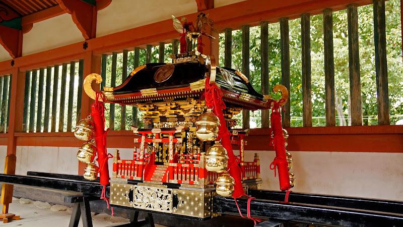 伊佐繭波神社 写真3