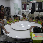Field Trip to Furniture Showroom by Nursery Afternoon Section at Witty World, Chikoowadi(2017-18)