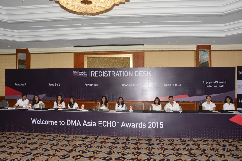 DMA Asia ECHO Awards 2015 - 12