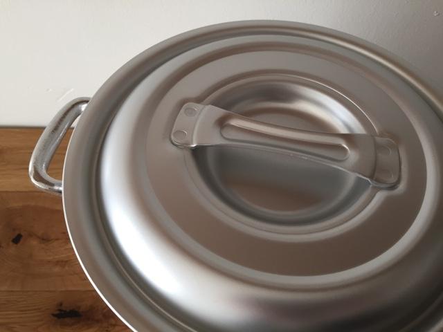 無印良品のステンレス両手鍋の使い心地