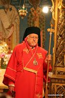 À la cathédrale grecque-catholique melkite de Jérusalem