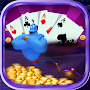 Genie Jackpot Keno Blackjack APK icon