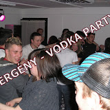 Ebergény - vodka party 2011.01.28