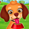 Puppy pet vet daycare - Puppy salon for caring icon