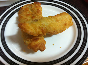 Hello sanity, thy name is Pacifc West beer battered fish fillets