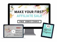 Affiliate marketing tips for bloggers. Get started with affiliate marketing, learn how to join affiliate programs and you will soon be making a passive income.