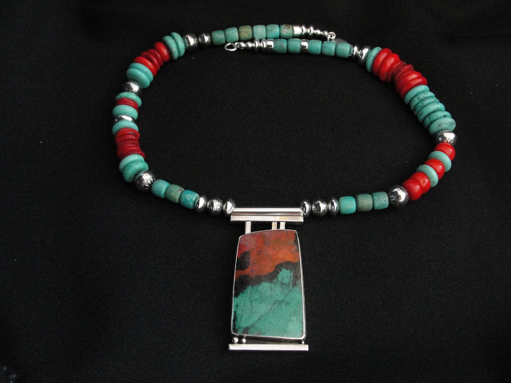 Sonora Sunrise Necklace...Held in the Hoffman Collection