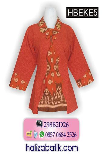 baju batik, model batik, model baju kantor
