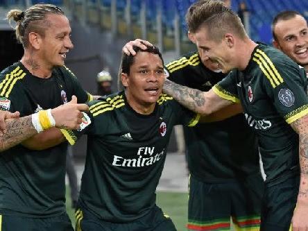 3 điều tích cực của Milan mùa này