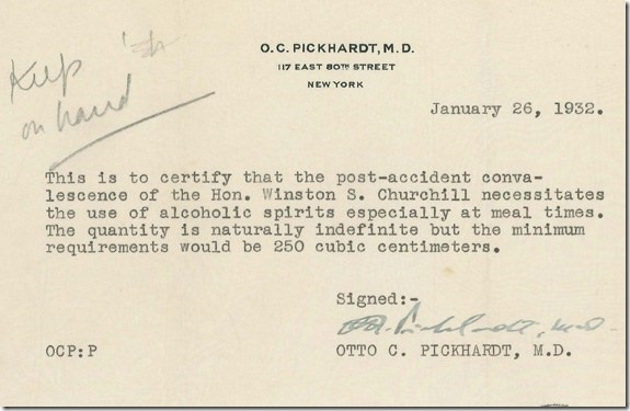churchill-alcohol-letter