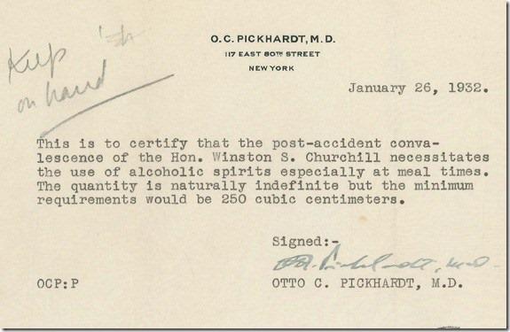 churchill-alcohol-letter