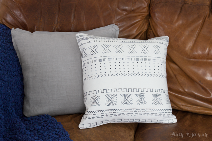 how-to-make-a-tribal-pillow