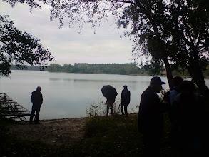 Photo: Na tym jeziorze jest wyspa Edwarda, na której zdesperowany hrabia Raczyński w sposób bardzo wymowny odebrał sobie życie przy pomocy armatki wiwatówki. Mimo swojego ogromnego poświęcenia dla ojczyzny nie był doceniony przez niektórych współczesnych, a nawet uznano go za malwersanta.