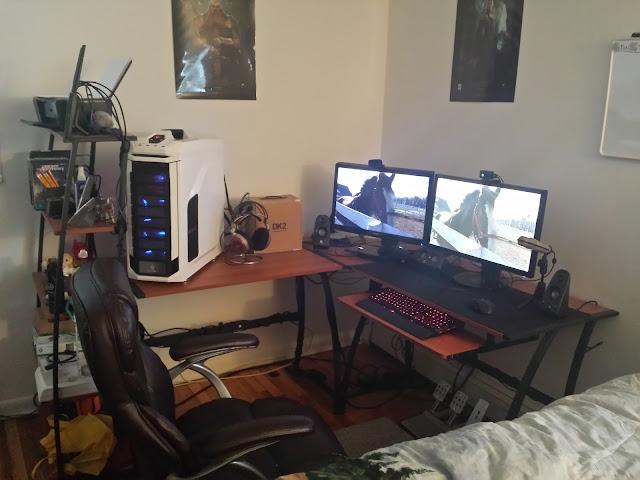 Show us your gaming setup: 2016 Edition | NeoGAF