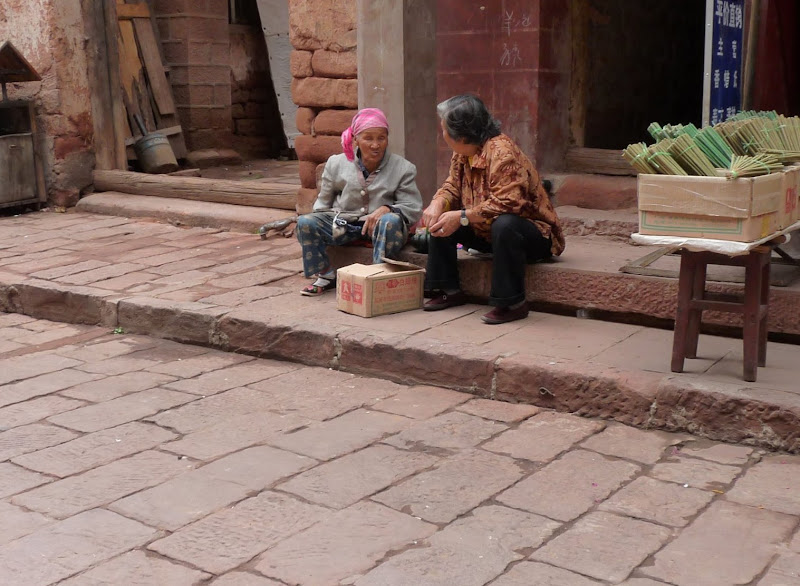 Chine . Yunnan   HEI JING  (ancienne capitale du sel) - P1260517.JPG
