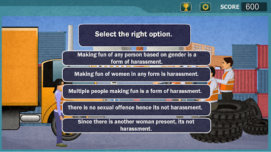 Prevention of Sexual Harassment- screenshot thumbnail
