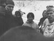 Зима 1970г. Домбай.