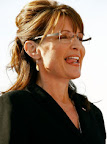 Sarah Palin licking her lips
