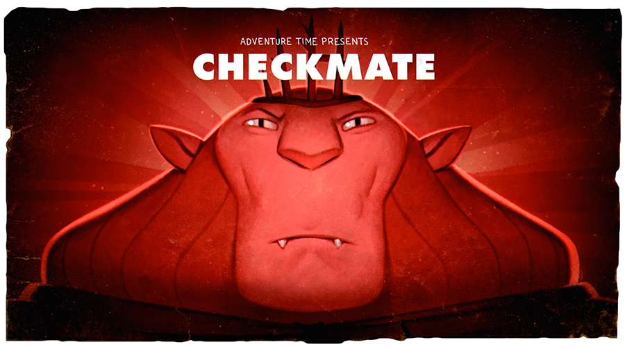 Hora de Aventura: Checkmate Pt.7