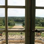 Château du haut : vue sur les terrasses