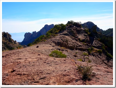 Lost Mine Trail...Big Bend