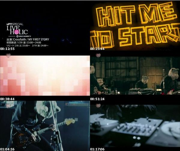 [TV-Variety] MAN WITH A MISSION MUSIC VIDEO SPECIAL (SSTV 2016.02.14)