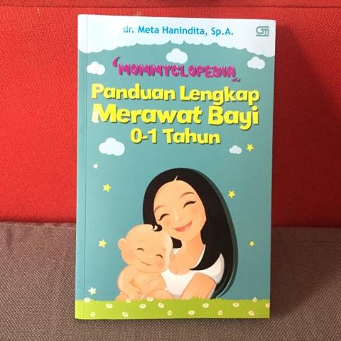 Mommyclopedia, Panduan Lengkap Merawat Bayi 0-1 Tahun | Book Review