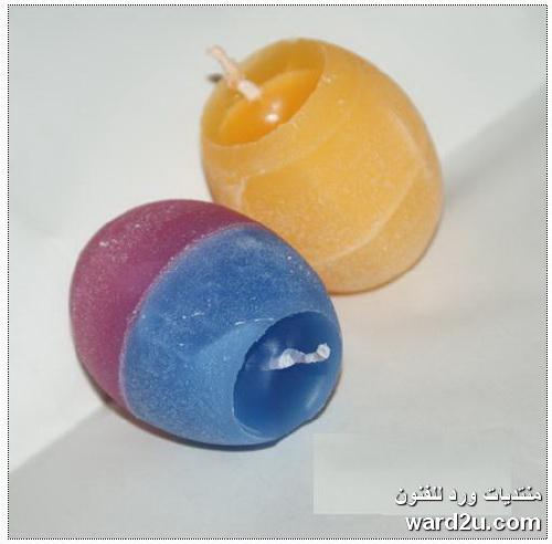 صنع الشمع بشكل بسيط و مميز