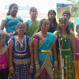Batukamma celebrations on 27/09/2014