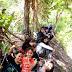 Kuliah Online Ramai-Ramai di Lereng Gunung dan Hutan di Desa Tallu Bamba Enrekang