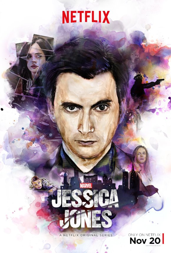美劇 潔西卡•瓊斯 Jessica Jones 線上看 漫威系列